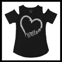 T32 Women's Cold Shoulder Tee Thumbnail